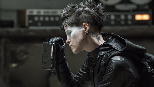 The Girl in the Spider's Web Trailer is Here!