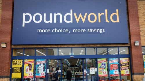 Poundworld UK went into administration in June