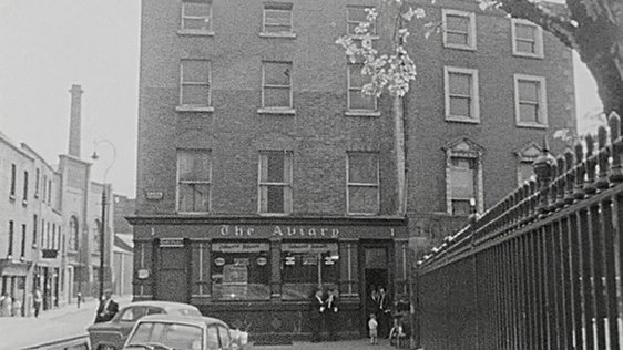The Aviary Pub on Canon Street