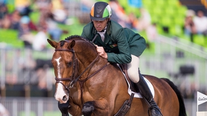 Jonty Evans on Cooley Rorkes Drift competing at Rio 2016
