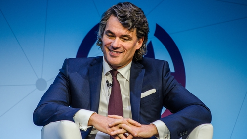 Gavin Patterson is out as BT CEO