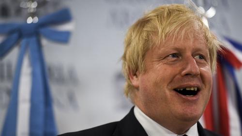 Boris Johnson Praises Trump's 'Method in His Madness'