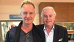 Sting in Studio with Marty!