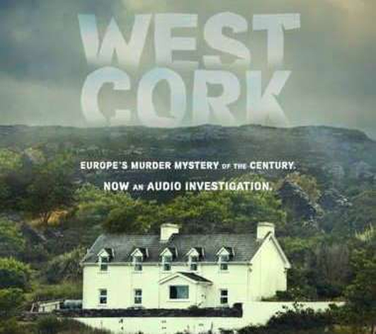 "Makers of true crime podcast ""West Cork"""