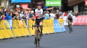 Dan Martin has been named the most combative rider of the Tour de France
