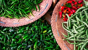 The Scoville Scale was originally devised by pharmacist Wilbur Scoville in 1912 and is a measure of Capsiacinoid concentration in chilli peppers. Photo: iStock
