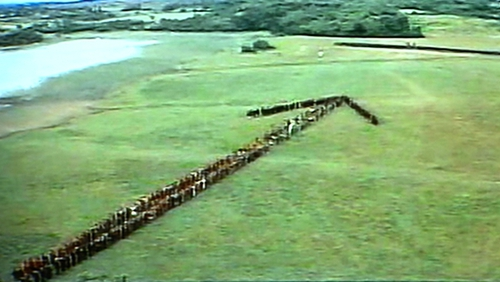 The film tells the story of the battle of Ashdown in 871 and the efforts to keep Danish invaders away from Wessex