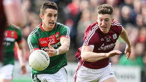 Cian Hanley will make his first senior Championship start for Mayo this weekend