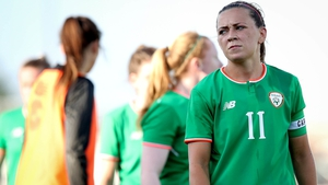 Katie McCabe and her team-mates play Norway again next week