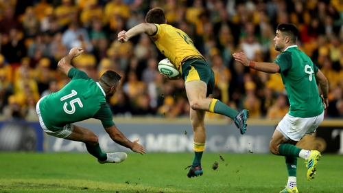 Ireland and Australia have met on 36 occasions, with the Wallabies tasting victory on 22 occasions