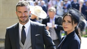 David and Victoria Beckham deny  they are splitting