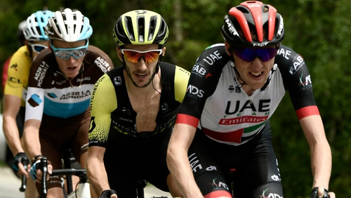 Relief for Thomas who revels in Criterium du Dauphine win