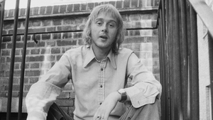 Danny Kirwan pictured in 1975