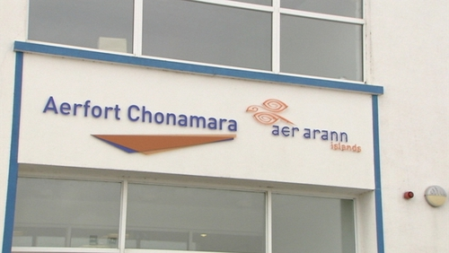 Aer Arann is paid a total of €1.85 million per annum to operate daily flights to Inis Mór, Inis Meann and Inis Oírr