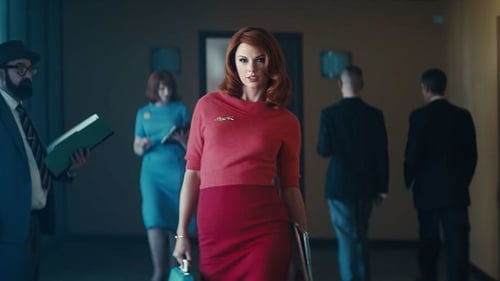 Taylor Swift has a Joan Holloway from Mad Men transformation for Babe video