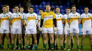 Offaly footballers are now in the hat for Round 2