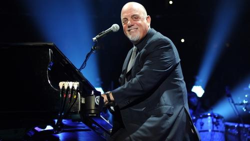 Billy Joel playing Dublin's Aviva Stadium on June 23