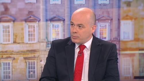 Denis Naughten was speaking on RTÉ's The Week in Politics