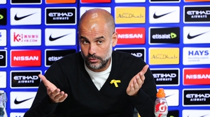 Pep Guardiola has responded to Yaya Toure's claims