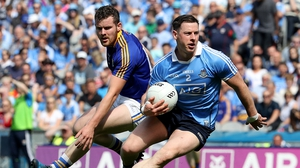 Philly McMahon is back in the Dublin starting line-up