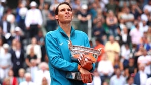 Rafa Nadal was too strong for Dominic Thiem