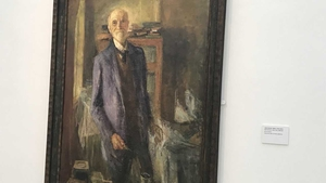 All of the items that are being exhibited came directly from the Yeats family