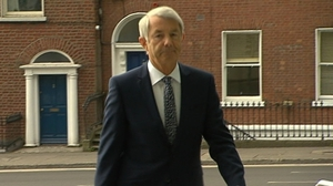 Michael Lowry pleaded not guilty to charges of filing incorrect tax returns between 2002 and 2007