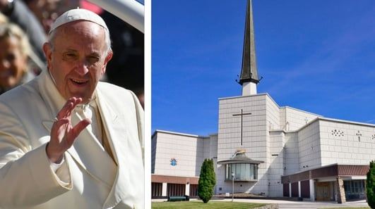 Pope to visit Knock as part of trip to Ireland