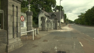 The car was hijacked as it left the Phoenix Park
