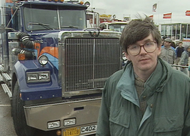 Jim Miley reports from TruckFest '93 at Mondello Park