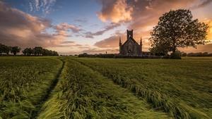 Summer 2017 WINNER - Piotr Dominiak, Ballinafagh Church ruins, Co. Kildare