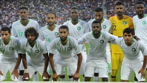 Saudi Arabia's team plane was forced to make an emergency landing