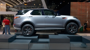 Jaguar Land Rover said today that all production of the Discovery would be done in Slovakia