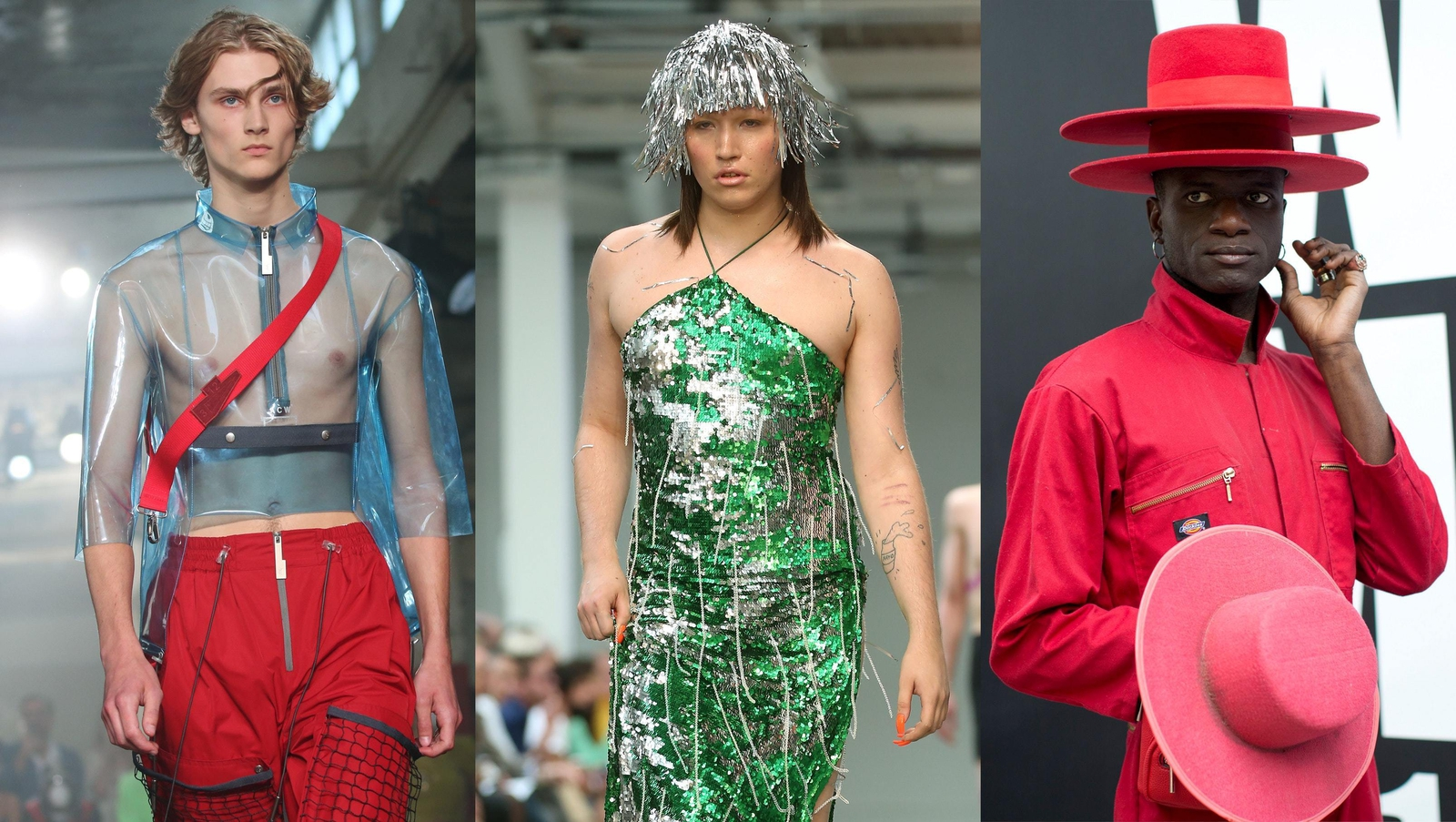 2a257ff5eae18 8 of the wackiest trends from London Fashion Week Menswear
