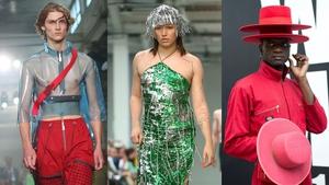 8 of the wackiest trends from London Fashion Week Men's