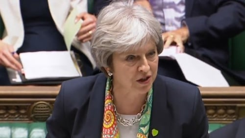 Theresa May described the G7 summit in Canada as 'difficult'
