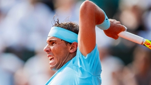 "Rafa Nadal: ""It was a demanding two months for me."""