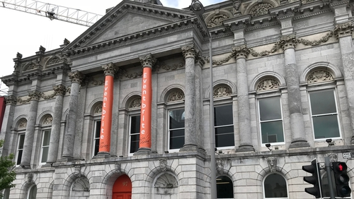 The new Eventbrite HQ in South Mall in Cork city
