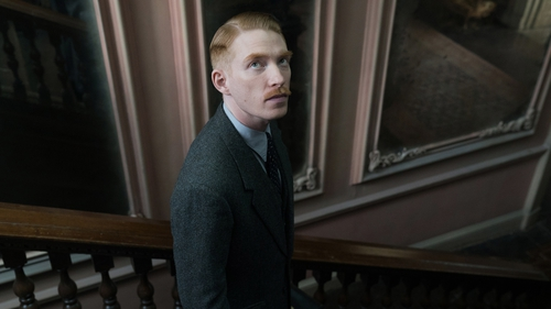 Domhnall Gleeson is excellent as the reserved, repressed Dr. Faraday