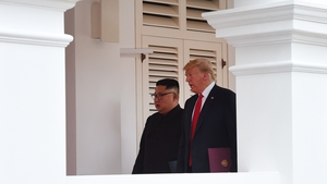 US President Donald Trump and Mr Kim signed a vaguely-worded statement on denuclearisation at Singapore summit