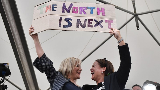 What approach will Sinn Féin take on abortion in NI?