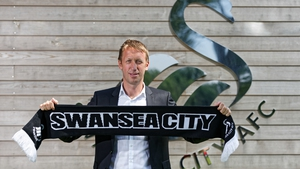 Graham Potter oversaw the rise of Ostersund from fourth to first tier during a seven-and-a-half year spell in Sweden