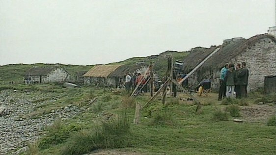 Film-making In Rossbeg