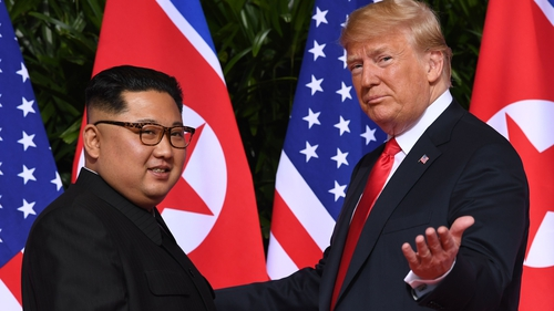 No concrete progress has been reported on moves to denuclearise North Korea since last month's summit
