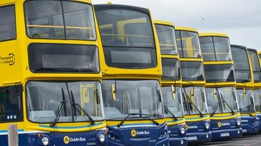 Méadú 22% molta ar líon na seirbhísí bus i mBaile Átha Cliath