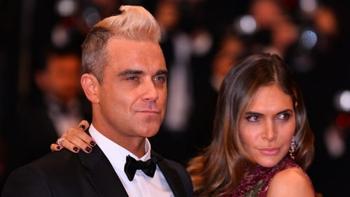 "Robbie Williams and Ayda Field - X Factor producers reportedly ""over the moon"""