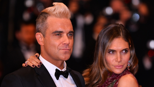 Robbie Williams and Ayda Field 'joining X Factor after signing £10m deal'