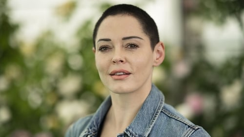 Rose McGowan to go on trial in January on cocaine charge
