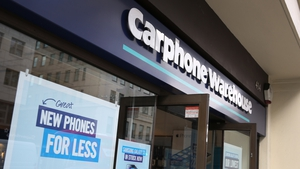 Dixons Carphone made an underlying pretax profit of £382m for the year to April 28, down from £500m in 2016-17