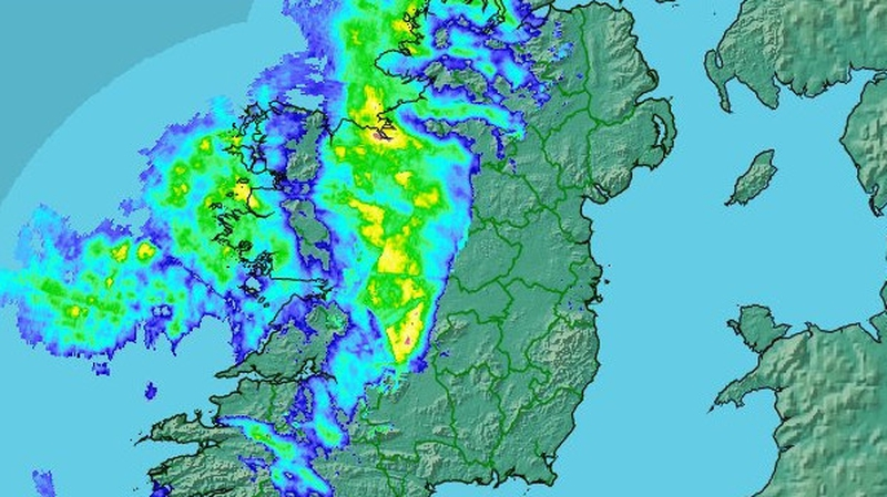 Strong Winds Set To Hit The Country Overnight